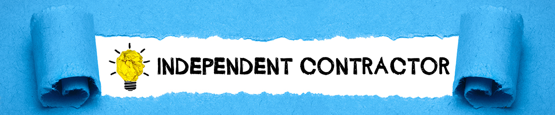 Independent Contractor graphic image